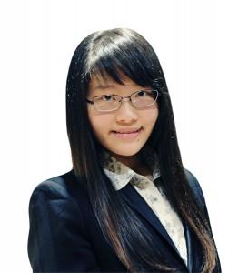 第一屆香港傑出學生協進會 王倩雯小姐